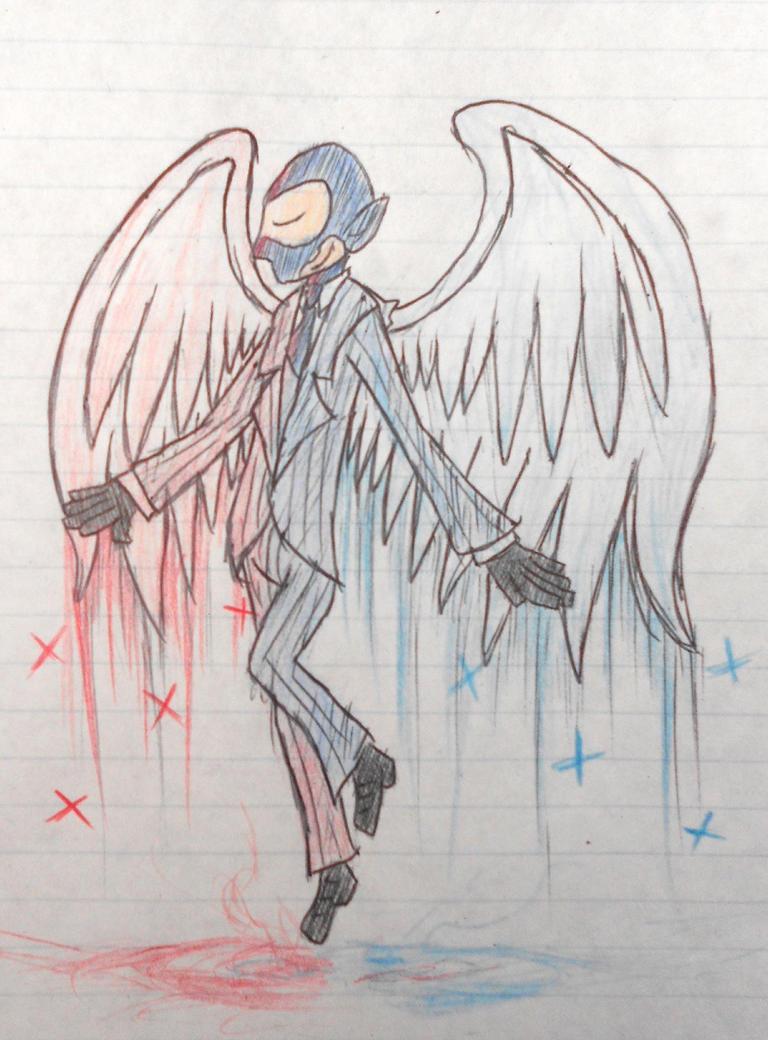 Angel Spy by The-Equinox-Arises