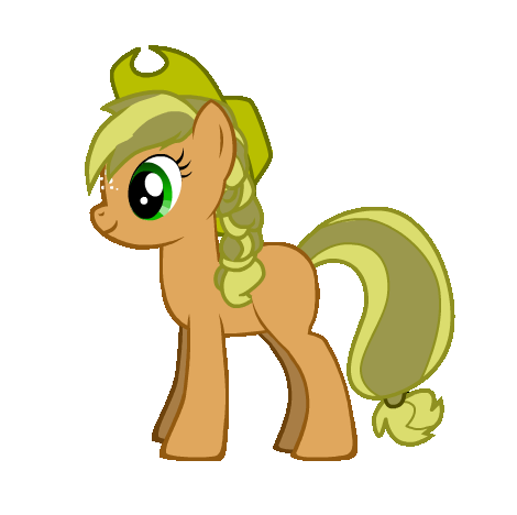 MLP OC: Appleseed by RaindropLily