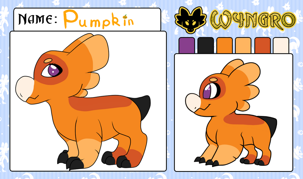 Approval App: Pumpkin by RaindropLily