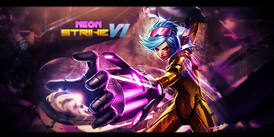 Neon Strike Vi Signature by KevinMaster on DeviantArt