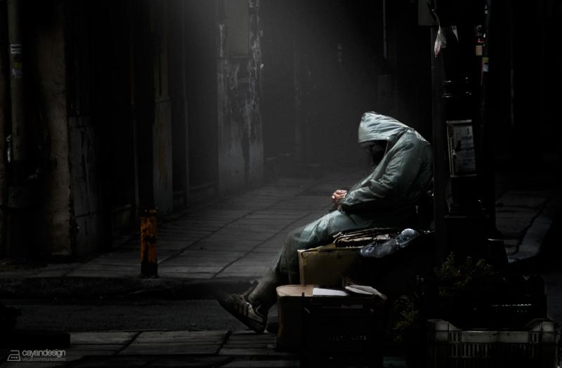Homeless by PixelDazed