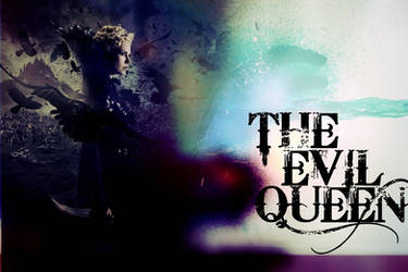 The Evil Queen by jeannemoon