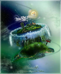 Discworld by valkiria-art
