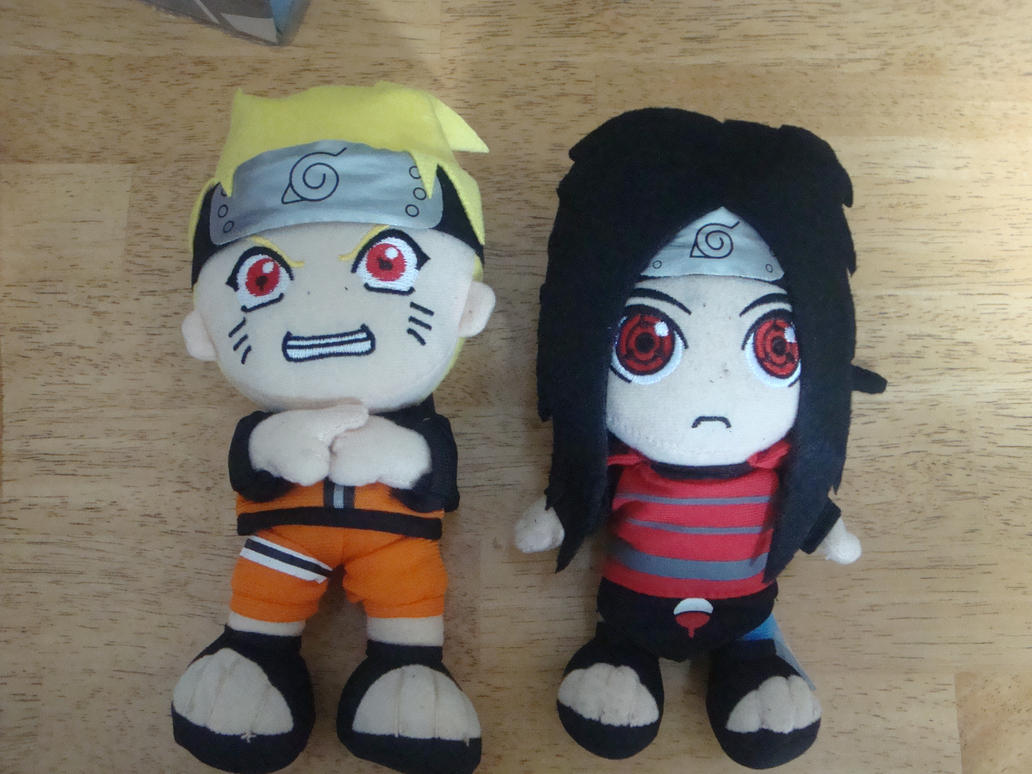 Naruto And Madara Is Anime Dolls By Bostonfanbryer On Deviantart Figure