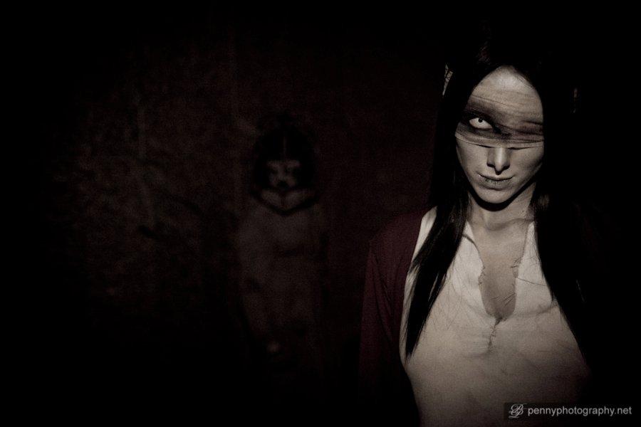 Fatal Frame 4 - Lurking in Shadow by SenilIonia on DeviantArt