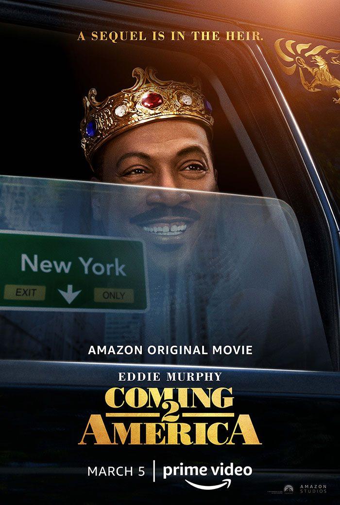 Coming 2 America watch movie