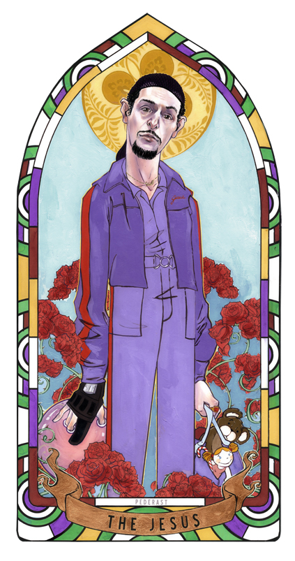 The Jesus by theirison