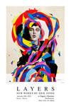 Layers Poster Erik Jones show
