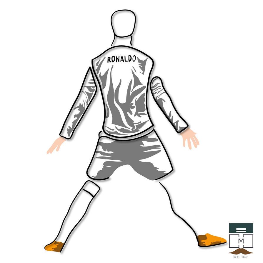 Ronaldo by Krisdesign