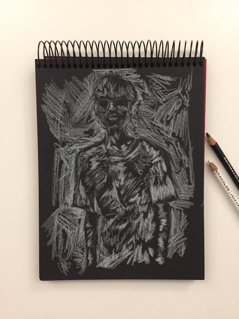 Chaos project - portrait by Krisdesign