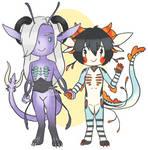 [C] Ryuutenshi - Chibi