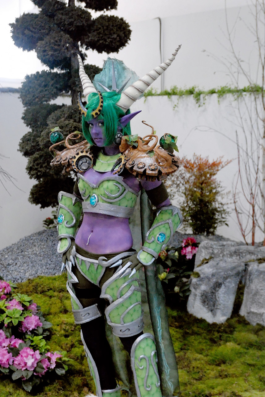 Ysera - 1 by KoniCosplay