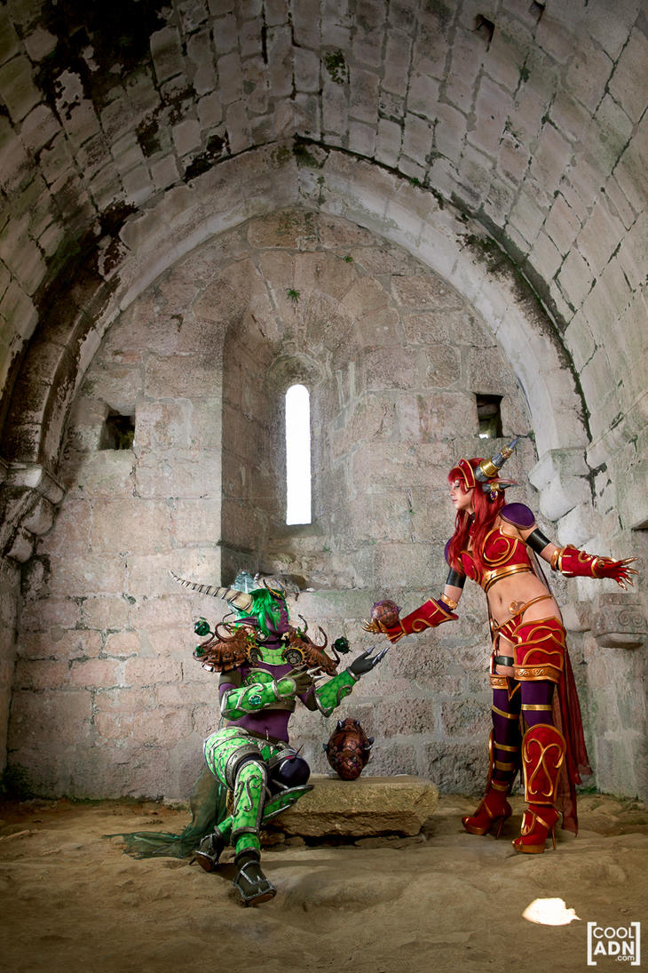 Dragons by KoniCosplay