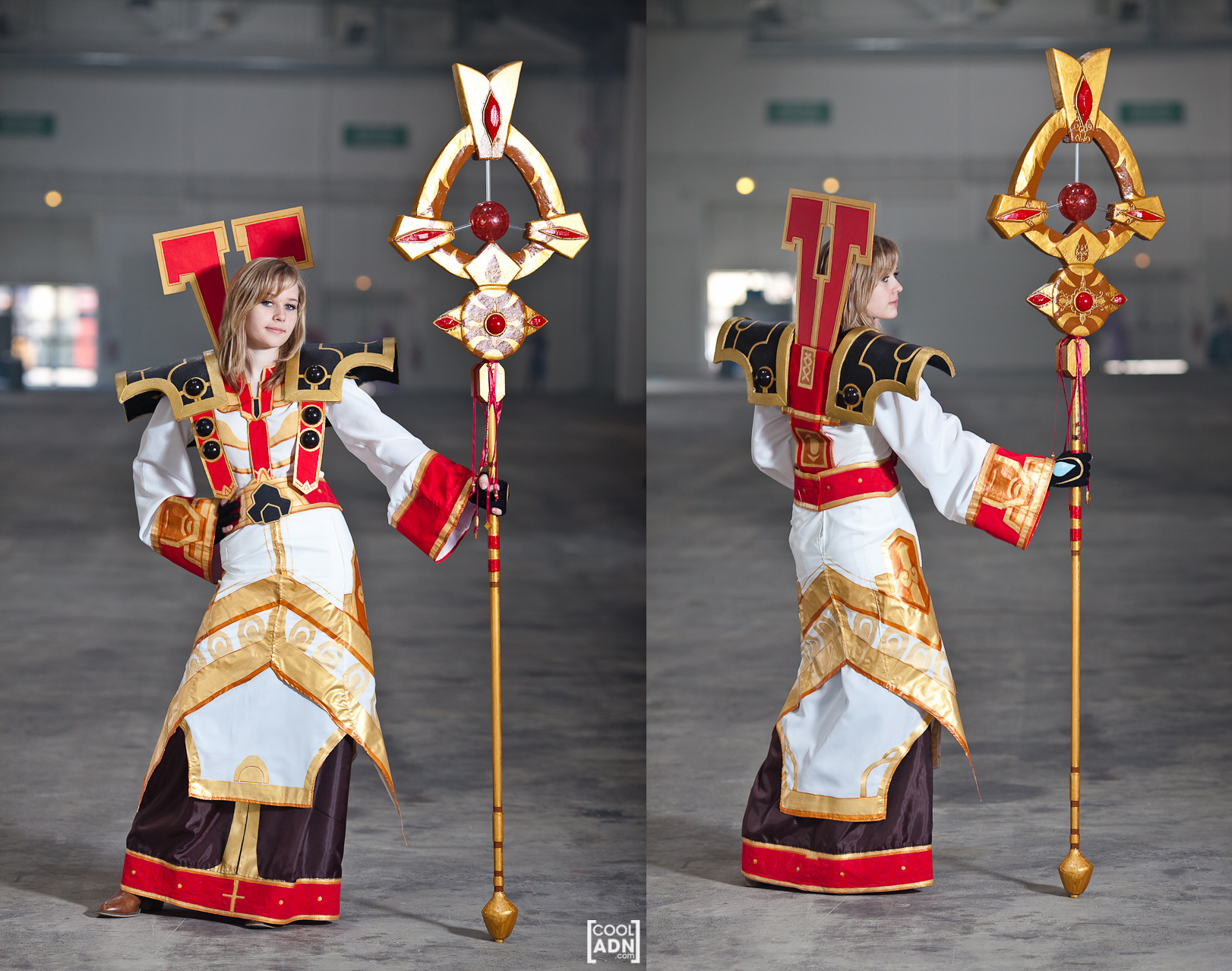 Priest T1 - 1 by KoniCosplay