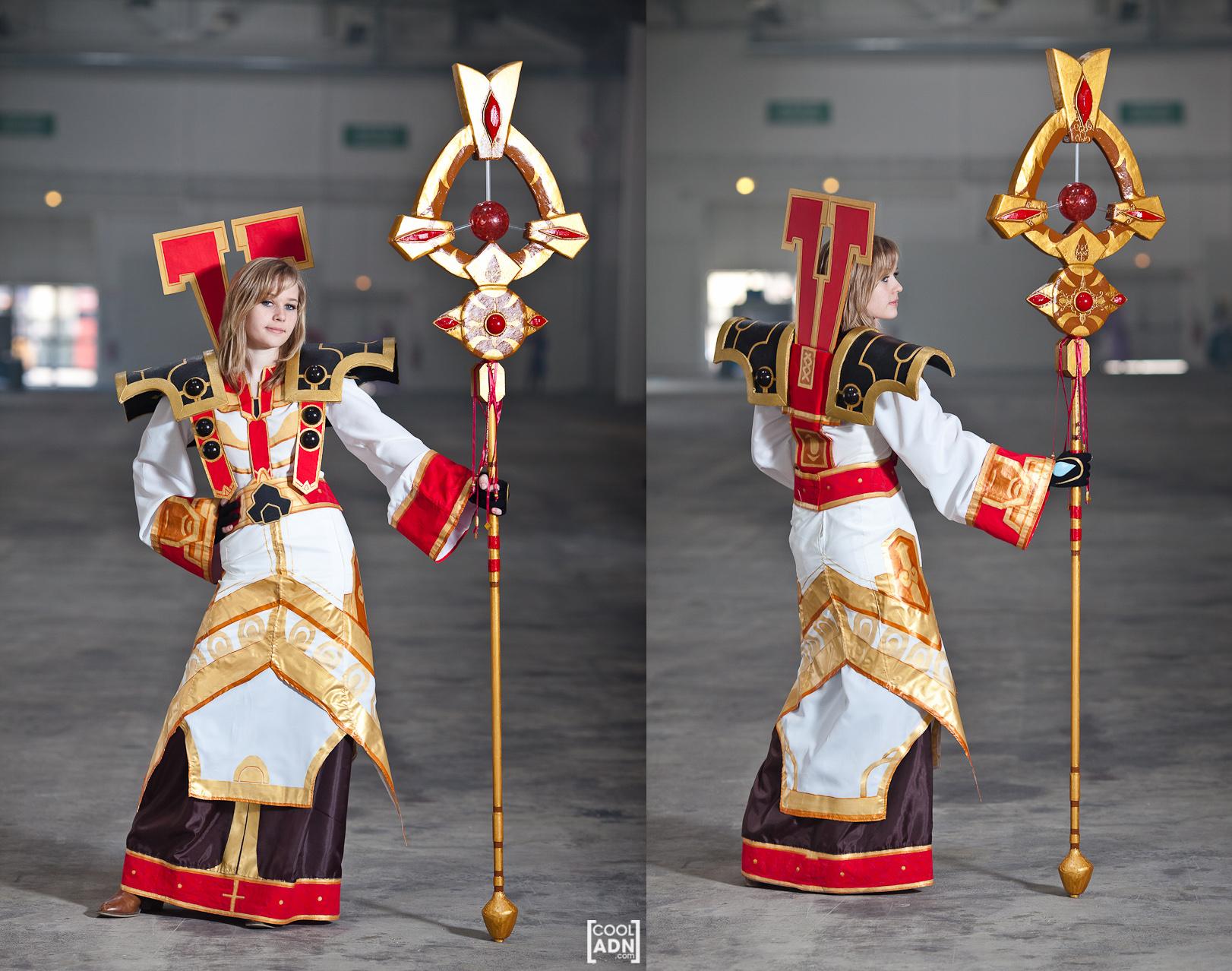 Priest T1 - 1 by KoniCosplay