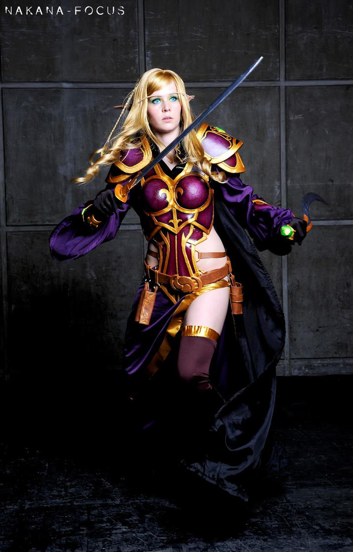Blood Elf by KoniCosplay