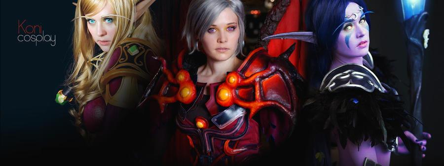 World of Warcraft Cosplays