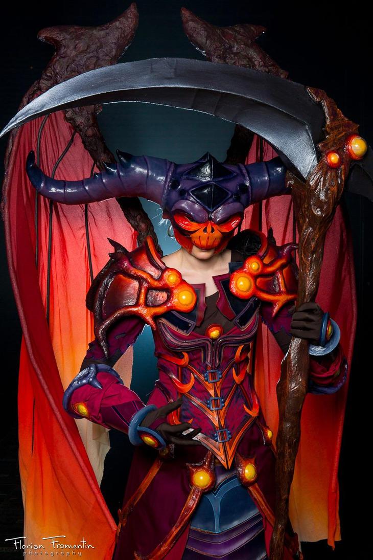 Warlock by KoniCosplay