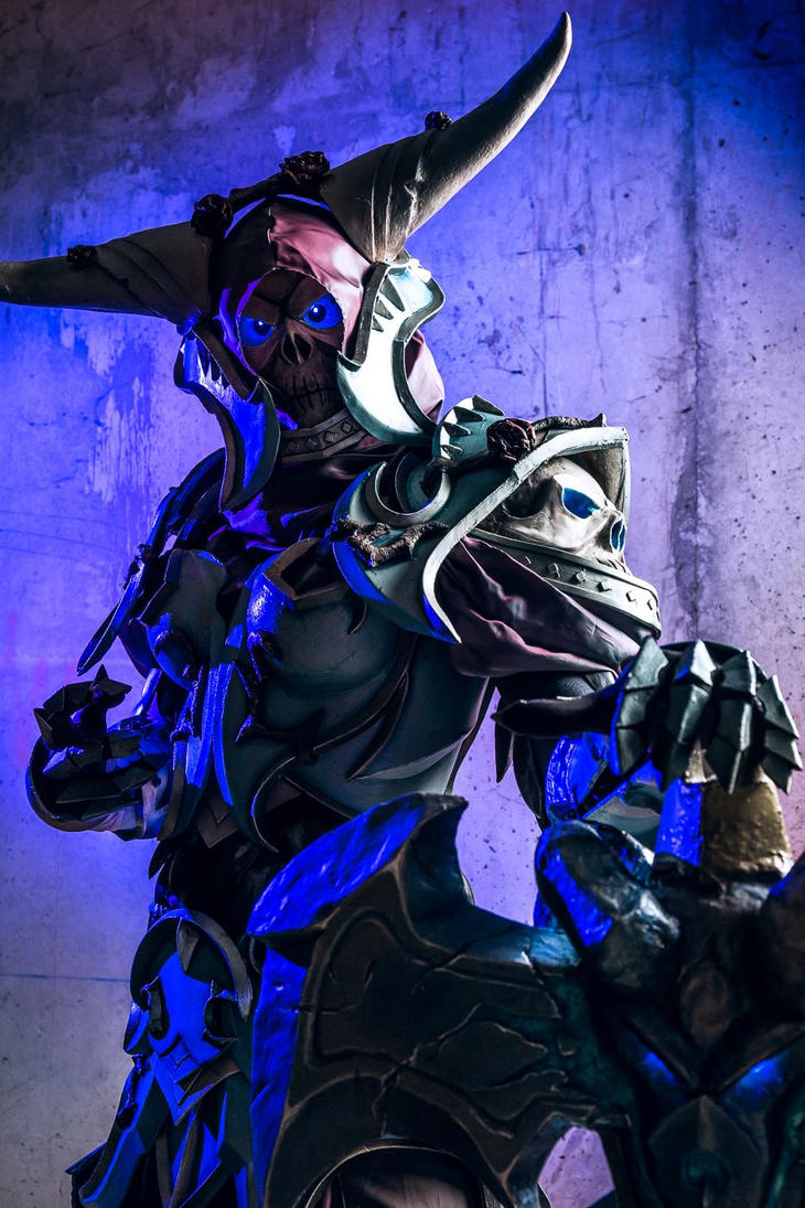 My death knight_T14 by KoniCosplay