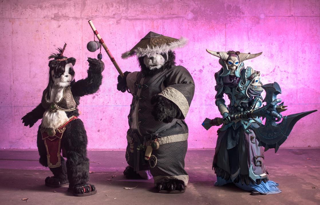 Warriors by KoniCosplay