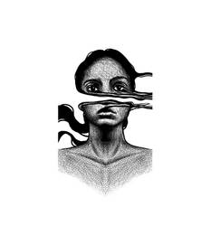 Woman - Dotwork album cover