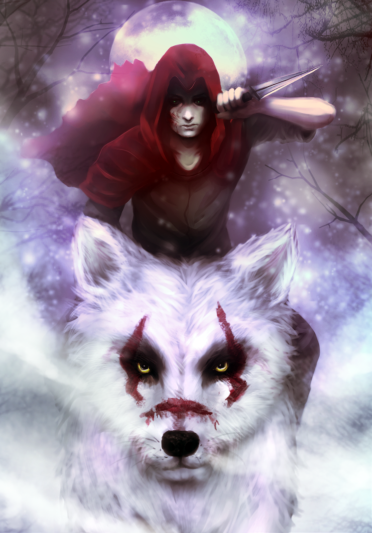 Red Riding Hood by Pegalynx