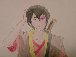 Avatar - Prince Zuko by Alquemie