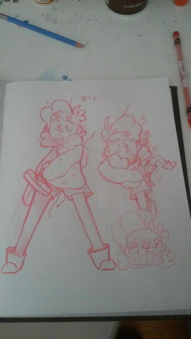 doodles by cartoonwho