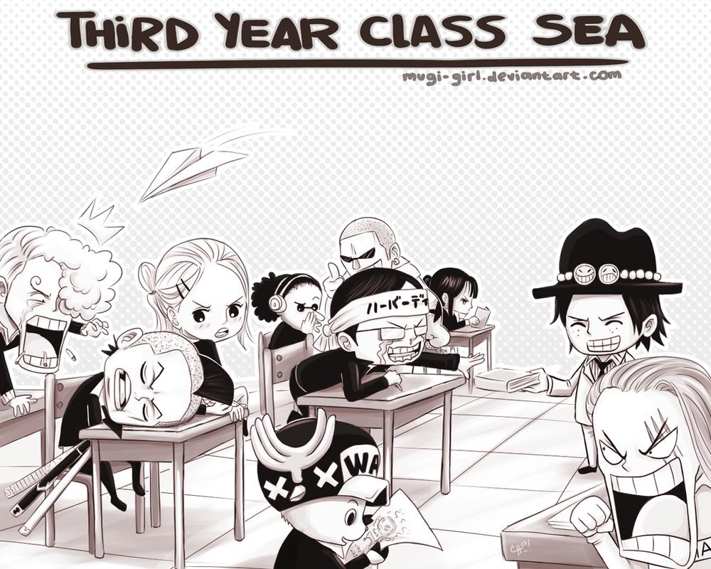 School time! by Mugi-girl