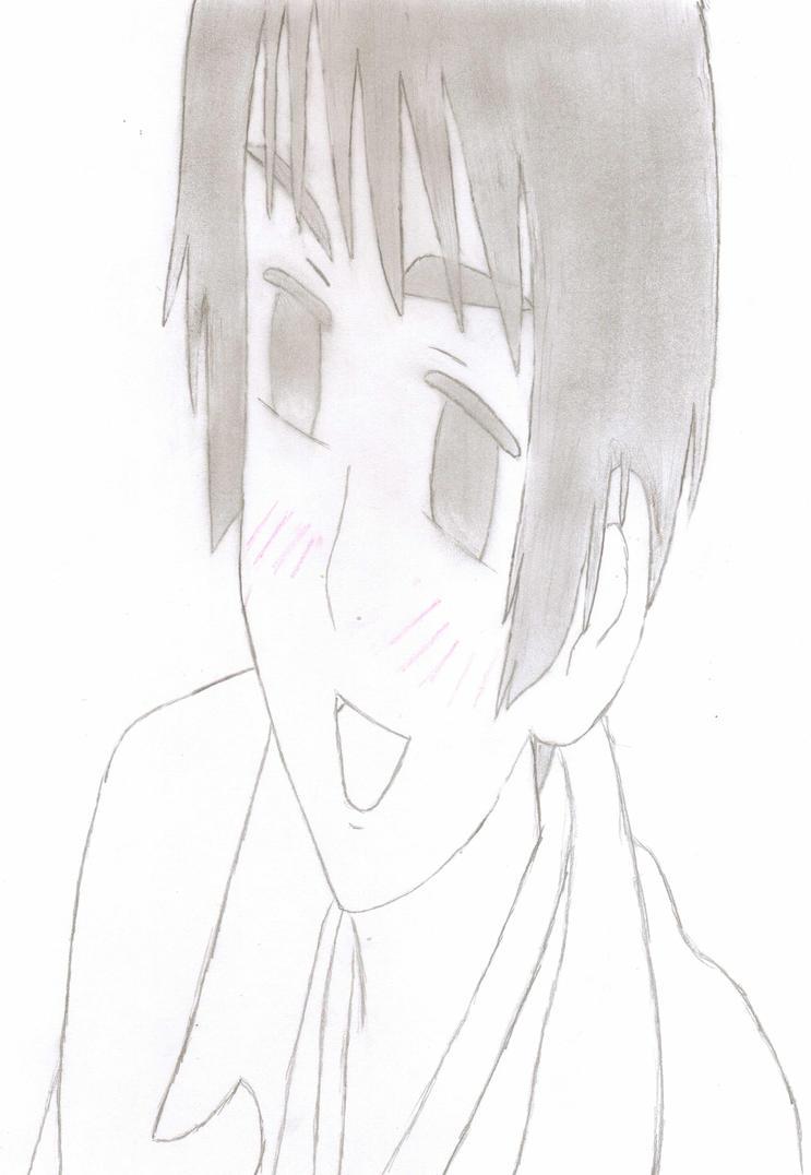 Japan's Smile by thebigblackdevil5