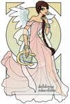 .: Mystical Angel :. by thebigblackdevil5