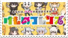 Kemono Friends Logo Stamp by gingastamps