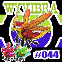 044 WYVIBRA by Faketops