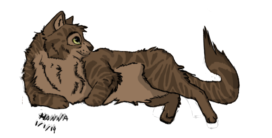 Wat zouden jouw kattennamen in het nederlands zijn? - Pagina 3 Brambleclaw_by_hannanas_arts-d70cnu3