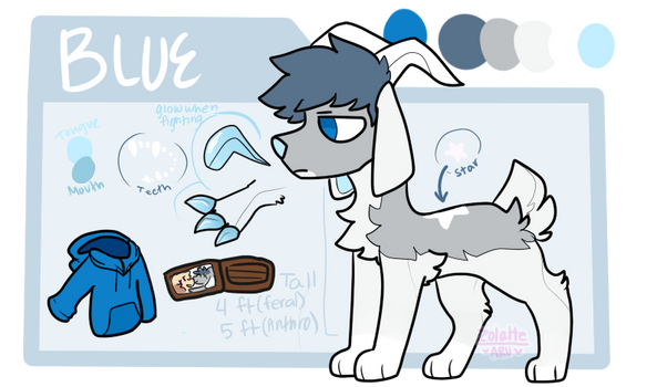 Blue - ref