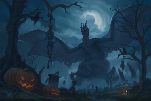 Halloween Exchange for Anutwyll