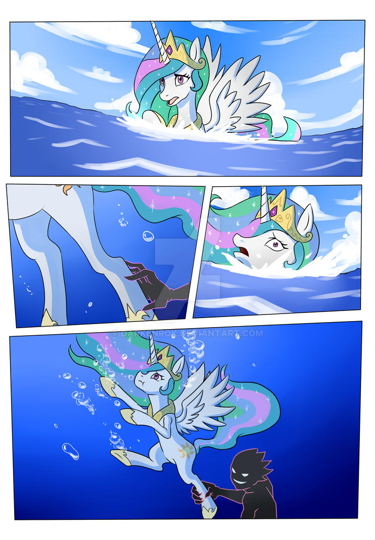 Drowning is magic 1 by Darkenrok