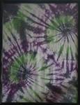 Green n Purple Swirl