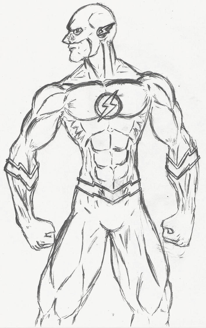the flash by tonygenio on deviantart