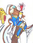 Azami the Summoner (2)