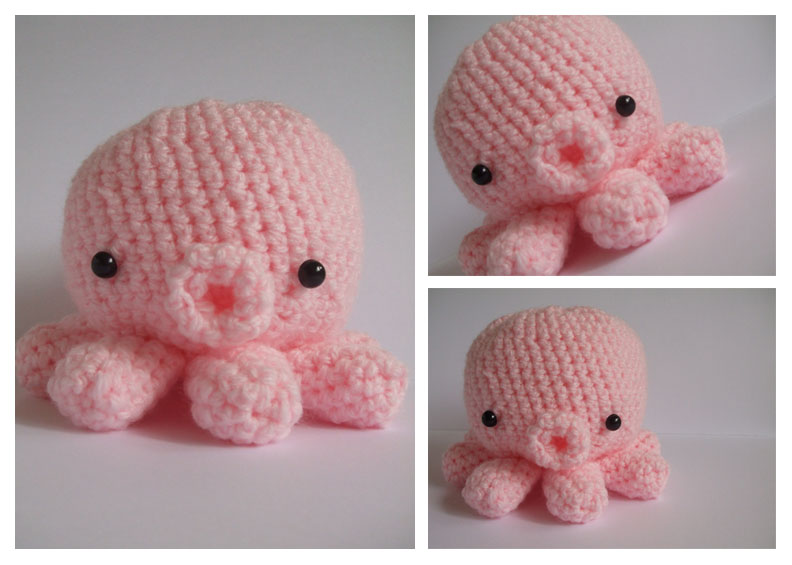 Easy Amigurumi Octopus : Amigurumi octopus by hello pebbles on deviantart