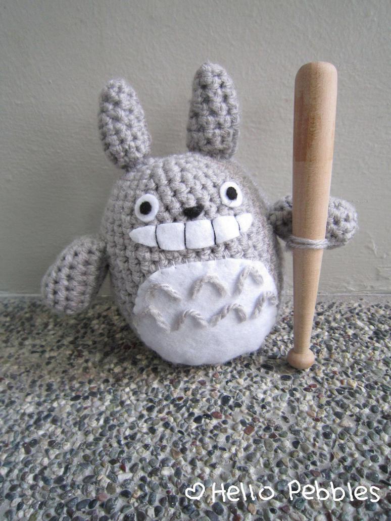 Totoro Amigurumi by Hello-Pebbles on DeviantArt