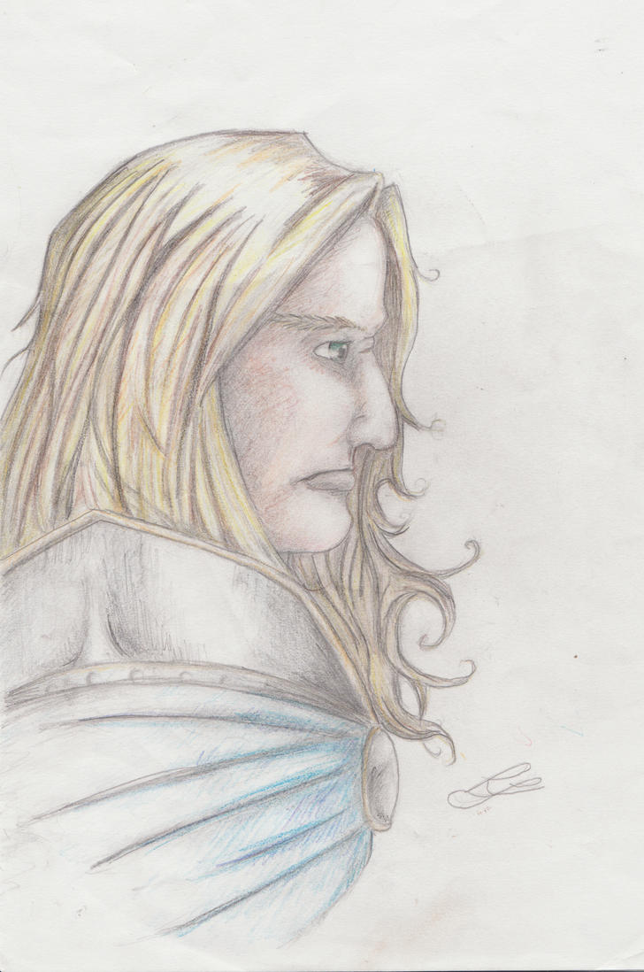 Prince of lordaeron by moonlitowleyes