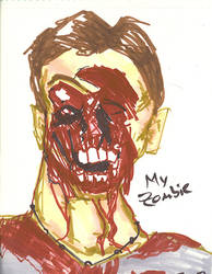 My Zombie. No One Wants Him.