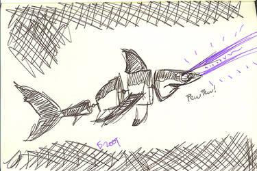 Lazer Shark