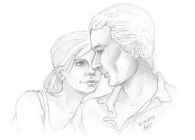 Buffy and Spike. They love each other by Yulashka