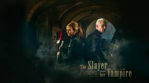 The Slayer and her Vampire by Yulashka