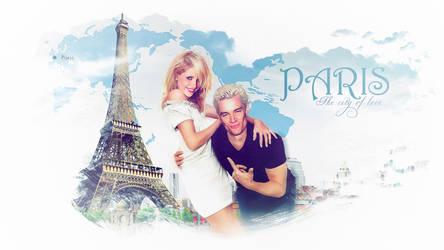 Paris by Yulashka