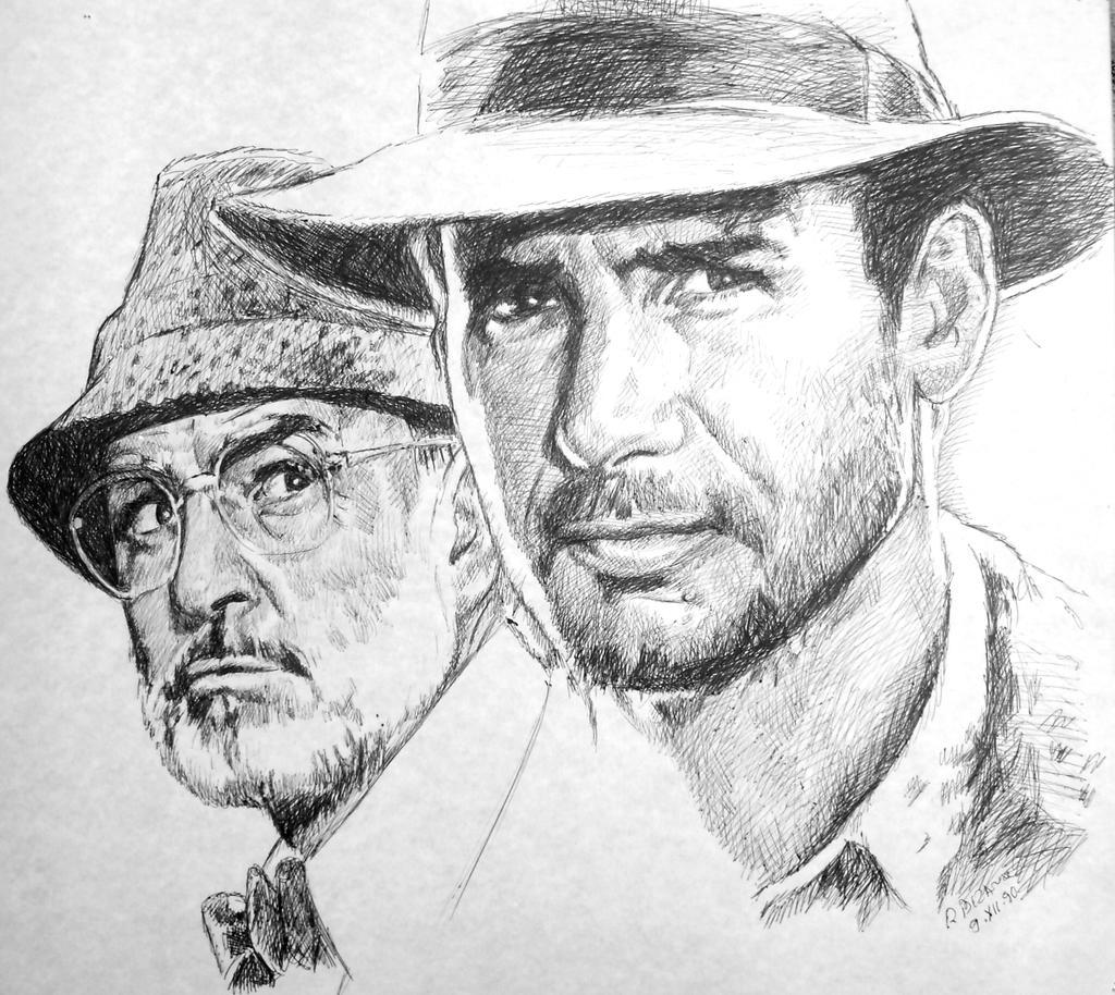 dibujos y retratos de mi papa (MEGAPOST)