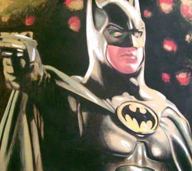BATMAN- by RobertoBizama